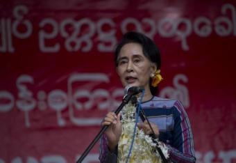 Aung San Suu Kyi rozpoczęła kampanię wyborczą