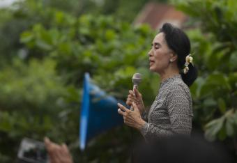 Birma: Opozycja obiecuje rząd wolny od korupcji