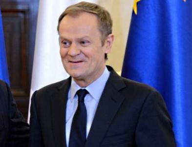 Tusk: będę kandydował na szefa PO