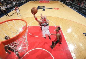 Liga NBA - dziewiąta porażka Wizards, 10 punktów Gortata