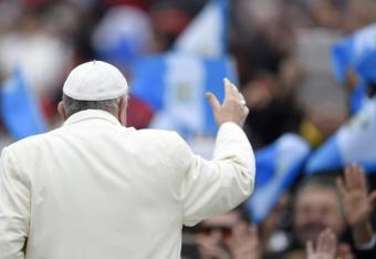Franciszek wywołał zgorszenie