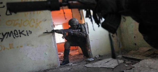 Szkoli się armia cywilów