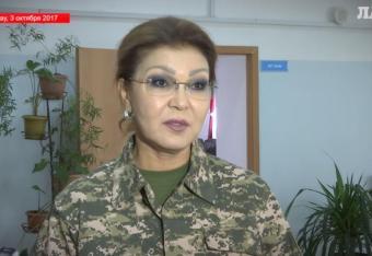 Córka Nazarbajewa: zręczniej mi mówić po rosyjsku