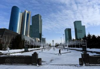 Astana zmienia nazwę na Nursułtan