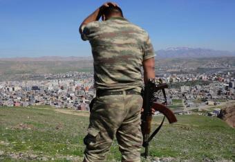 Turcja atakuje Kurdów