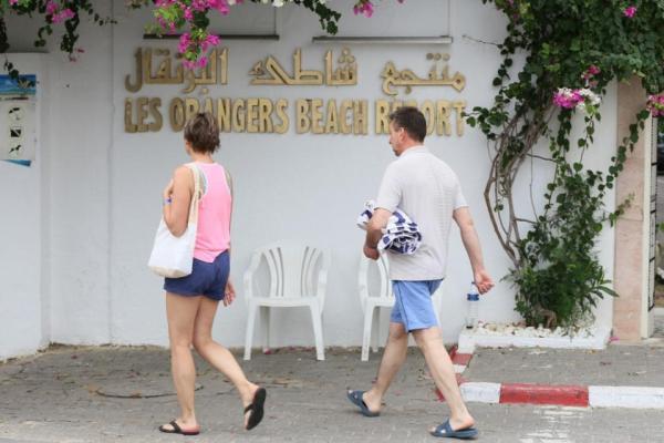 Hotel w Tunezji zaaresztował klientów Cooka