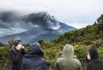 Turralbia zadymił Kostarykę