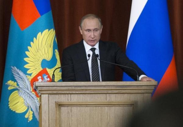 Putin pozwolił Rosjanom wypoczywać w Turcji