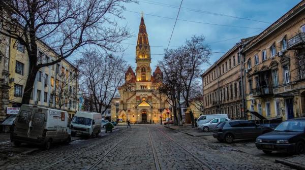 Ukraiński pociąg połączy Przemyśl z Odessą