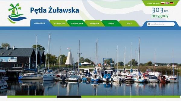 Pętla Żuławska - nowe szlaki, przystanie i mosty