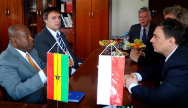 Polska i Ghana rozmawiają o turystyce