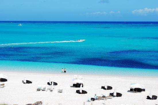 Grace Bay najpiękniejszą plażą świata