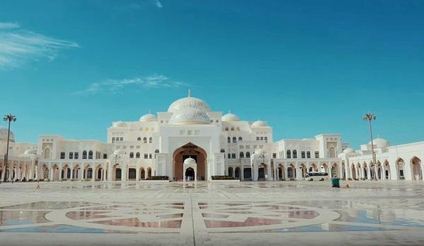 Pałac szejka otwarty dla turystów