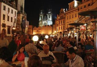 Praga miała rekordowe 7 milionów gości