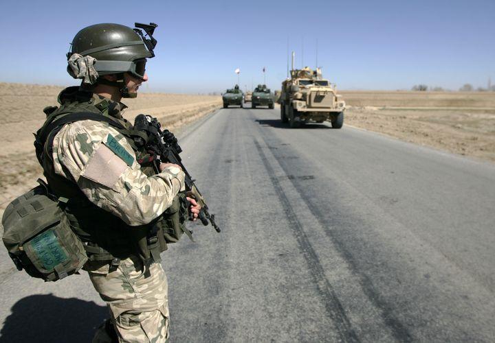 Polski kontyngent w Afganistanie