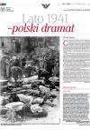 Lato 1941 - polski dramat