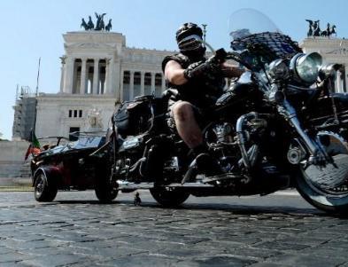 Rzym ugościł 100 tysięcy harleyowców