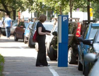 Bilet z parkomatu można schować do kieszeni