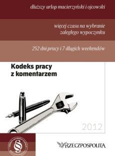 Kodeks pracy 2012