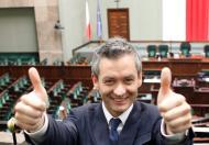 Robert Biedroń wykorzystuje dzieci do walki politycznej
