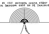 Janusz Kapusta: Do celu dochodzą ci ludzie, którzy wiedzą, gdzie on się znajduje