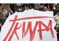 Zdzisław Krasnodębski: Demonstracje są pokazywane w sposób kłamliwy