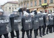 """Jak policja """"ochraniała"""" Marsz Niepodległości"""