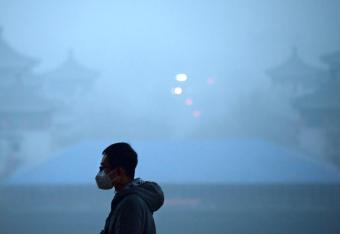 Smog zabija 4 mln ludzi rocznie