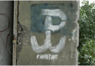 Kibice we Wrocławiu złożyli hołd powstańcom Warszawy