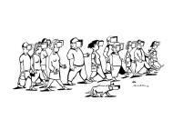 Rysuje Andrzej Krauze
