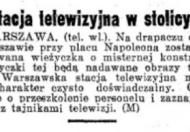 Wojciech Jerzy Poczachowski: Telewizja Polska. Początek prawdziwy