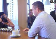 Piotr Jucha w sesji zdjęciowej dla Sukcesu - making off (wideo)