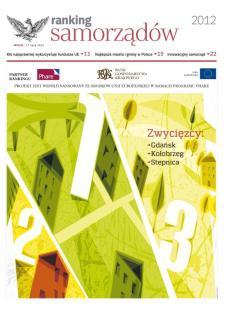 Ranking Samorządów 2012