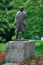 Prezydent stoi w ogrodzie od 1980 roku