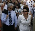 W ostatnią niedzielę wiceprezydent - jak wielu warszawiaków - spacerował na Krakowskim Przedmieściu.