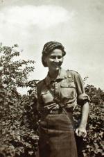 Teresa Sułowska przed powstaniem