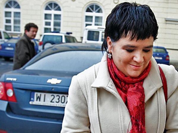 *Szefowa biura prezydent Renata Wiśniewska