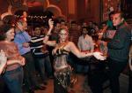 Taniec brzucha wzmacnia mięśnie przy miednicy i kręgosłupie