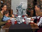 Kompletując poszczególne elementy świątecznego wystroju domu należy kierować się wybranym wcześniej kluczem