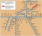 Wspólnym biletem aglomeracyjnym objętych zostanie 400 tysięcy osób. Na skutek uporu władz Kobyłki pasażerowie na linii do Wołomina będą wciąż wyłączeni z tego projektu.