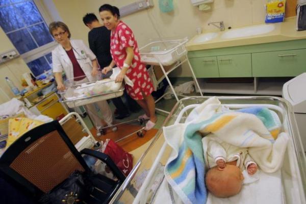 6. Problemom na porodówkach - szczęśliwego rozwiązania