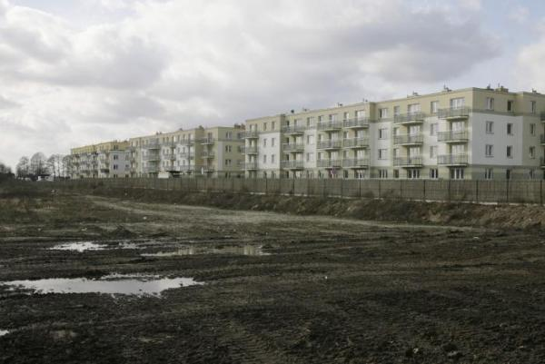 10. Białołęce - żeby stała się sypialnią Warszawy, do której bez problemu można dojechać nie tylko w środku nocy