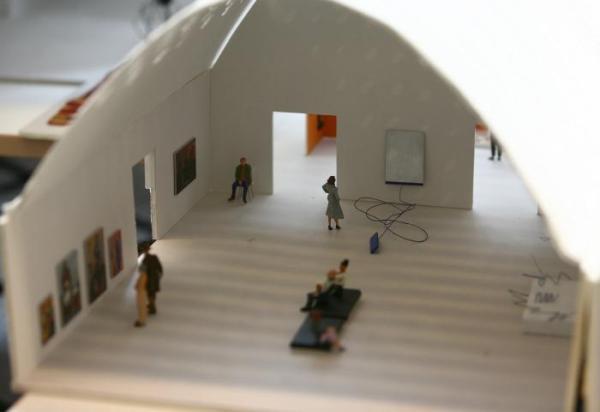 12. Muzeum Sztuki Nowoczesnej - by wciąż wierzyło, że kiedyś zaistnieje