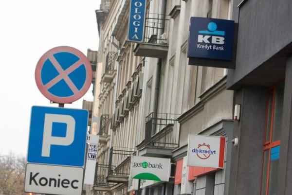 30. Bankom - by kryzys powściągnął ich apetyty na lokale przy niemal każdej większej ulicy