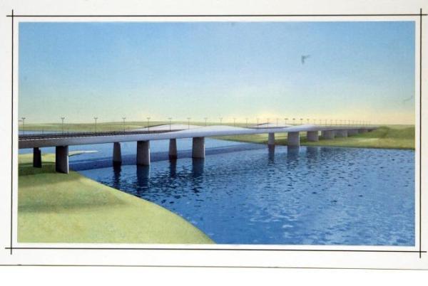 37. Mostowi Północnemu - żeby powstał, zanim Białołęka zrobi się czarna od spalin z korków na Modlińskiej