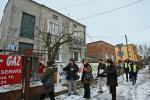 *Cicho wszędzie, głucho wszędzie. Urzędnicy dobijają się do domu, który od 22 lat blokuje poszerzenie ul. Powstańców Śląskich