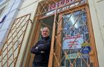 *Krzysztof Lewandowski od 40 lat przy Andersa naprawia sprzęt AGD. – Teraz klienci do mnie nie dojadą – mówi pan Krzysztof