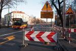 Dla autobusów nie wyznaczono osobnego pasa na ul. Mickiewicza
