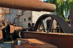 Zabytkowa pompa zostanie złożona i odrestaurowana