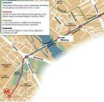 Trasa mostu Północnego między Modlińską i Wisłostradą to dopiero początek inwestycji. Most Północny ma odciążyć Grota-Roweckiego, którym przejeżdża dziennie ponad 145 tys. aut (to drogowy rekord Polski). Przygotowaniami zajmowało się w sumie trzech prezydentów i dwóch komisarzy Warszawy. W przetargu sprzed trzech lat padła astronomiczna cena – o 600 mln zł wyższa od obecnej. Został on unieważniony i powtórzony. Efekt – wczorajsza umowa.